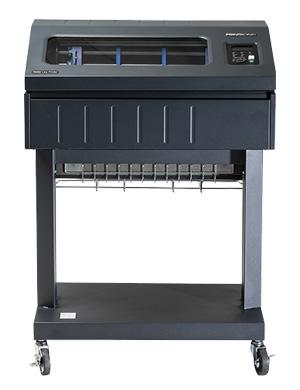 P8000 Open Pedestal Printronix LLC Line Matrix Printers