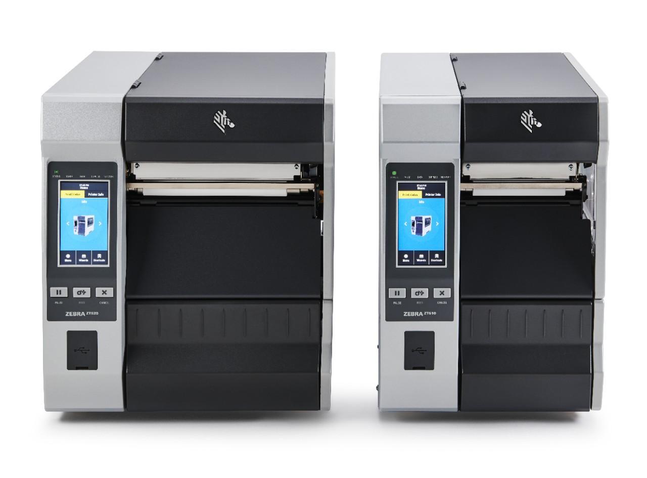 ZT600 Zebra Industrial Printers
