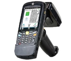 RFD5500 HANDHELD RFID READER