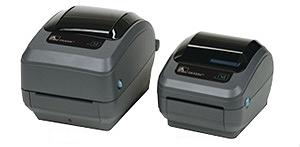 GK420 Series Zebra Desktop Printers