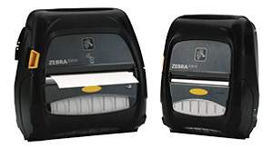 ZQ500 Series Zebra Mobile Printers