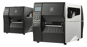 ZT200 Zebra Industrial Printers