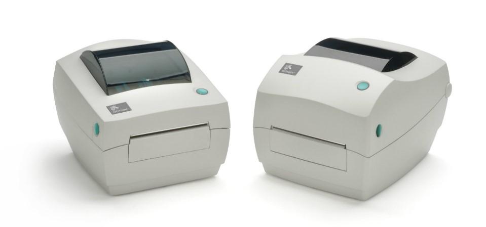 GC420 Series Zebra Desktop Printers