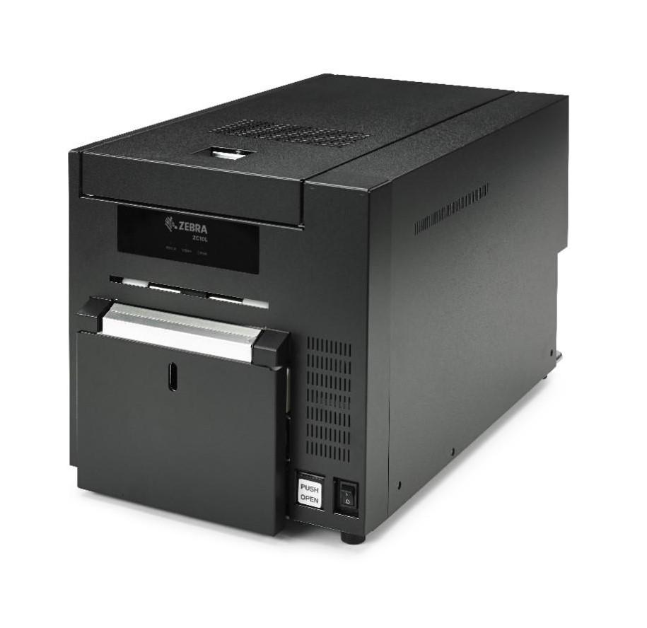 ZC10L Zebra Card Printers