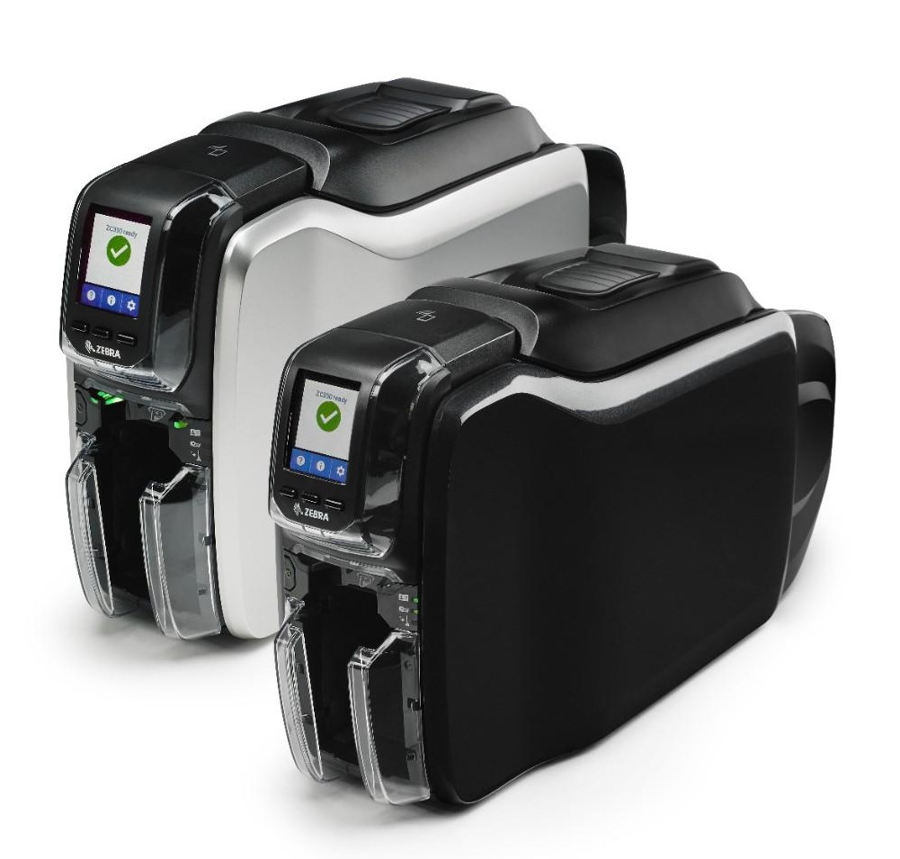 ZC300 Series Zebra Card Printers