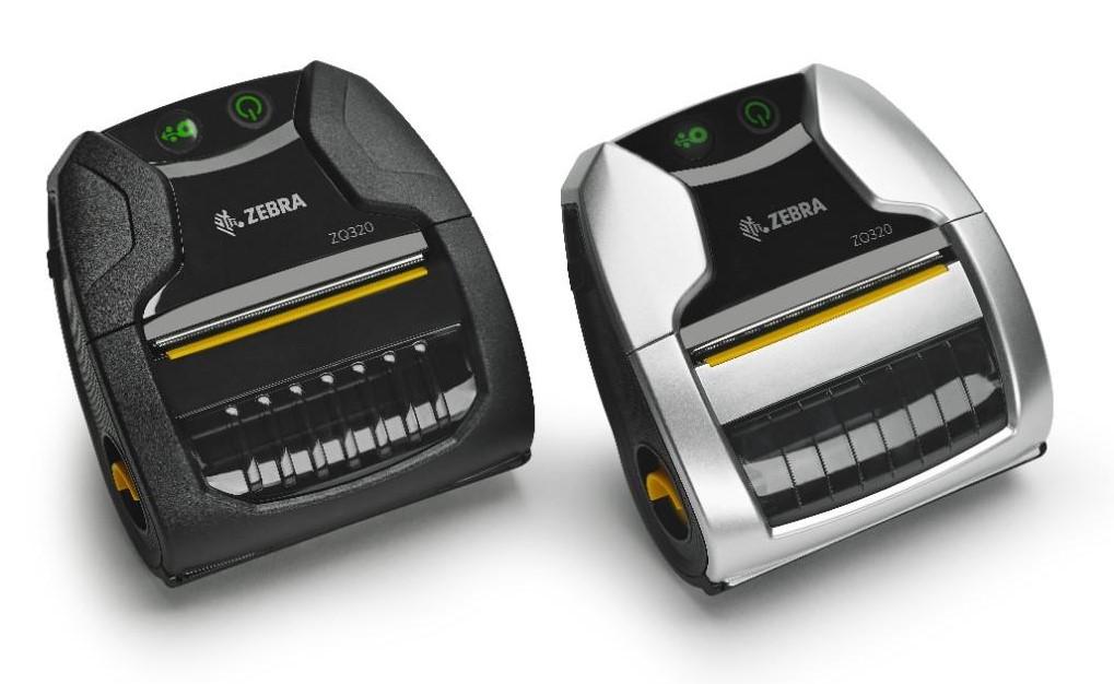 ZQ320, ZQ300 Series Zebra Mobile Printers