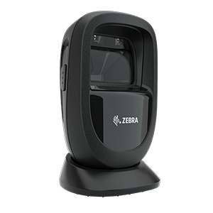 DS9300 Series Zebra On-Counter and Hands-Free Scanners